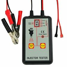 Automotive Fuel Injector Tester 12v 4 Pulse Modes Handheld Car Vehicle Fuel P