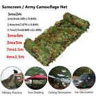 1 2 3 4 5M Camouflage Jagd Tarnnetz Armee Army Tarnung Camo Hunter Army Military