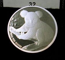 2009 AUSTRALIA 50 CENT KOALA 1/2 oz .999 SILVER COIN #32