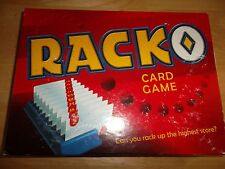 1997 Rack-O Milton Bradley Board Card Game Boardgame Complete Family Complete