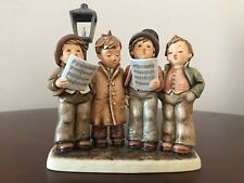 """Goebel Century Collection Hummel """"Harmony In Four Parts"""" #471 Tmk 6 Signed"""