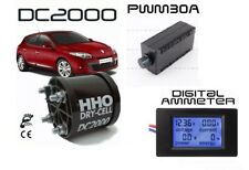 KIT HHO PER MOTORI 2400CC + AMPEROMETRO + PWM 30A