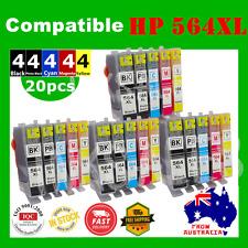 20x Ink Cartridges For HP 564XL Photosmart 3520 4620 5520 7520 6520 7510 HP564XL