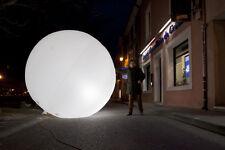 Ballon éclairant helium air ( lighting balloon luminous ) lumineux 250  diametre