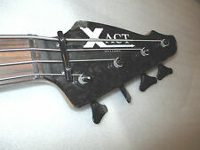 90's XACT rock Bass-made in usa-Xtra Fat Neck