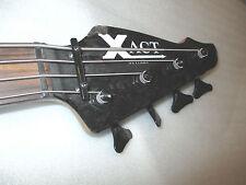 90's Xact Bass Rock -- Made in USA -- XTRA Fat neck -- ROX!