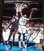 Original Shaquille O'NEAL Signed 8x10 Photo AUTOGRAPH Orlando Magic NBA w/COA!