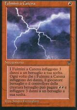 Fulmini a Catena / Chain Lightning | NM | Legends | ITA | Magic MTG