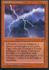 Fulmini a Catena/Chain Lightning | nm | Legends | ita | Magic mtg