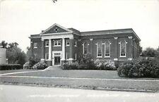 Woodbine Iowa~Methodist Church~1950s Real Photo Postcard~RPPC
