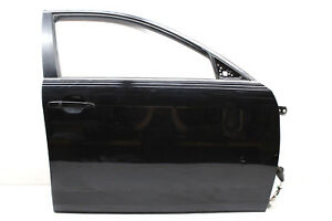 2008 TOYOTA CAMRY DOOR ASSEMBLY FRONT RIGHT BLACK 202 OEM 07 08 09 10 11