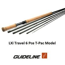 GUIDELINE LXi 13' 9'' #8/9 Travel Fly Rod 6 Piece * Code 18856 * 2017 Stocks *