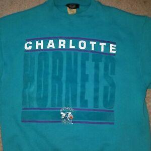 Vintage Charlotte Hornets 90's Crewneck