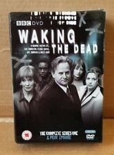 Waking The Dead: Series One & Pilot Episode (DVD, 2005, 5-Disc Set) REGION 2 BBC