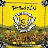 FATBOY SLIM - BIG BEACH BOOTIQUE 5 (CD+DVD  2 CD NEU