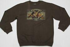 Croft & Borrow Outdoorsman Club & Retreat Sweatshirt Small Hunter Comfortable
