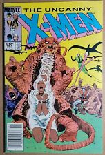 New listing Uncanny X-Men 187 Marvel Comic Book / Storm and Forge