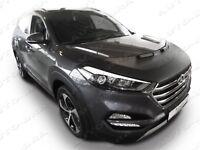 Bonnet BRA für Hyundai Tucson Bj. ab 2015 Steinschlagschutz Haubenbra Tuning