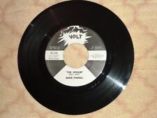 """FUNK / SOUL"" 45 RPM VINYL RECORD by EDDIE PURRELL ""THE SPOILER"" / (1967) 45-145"