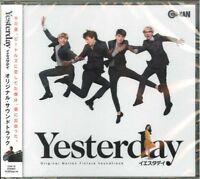 OST-YESTERDAY-JAPAN CD G51