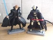 Star Wars 2 Rare Figures Skywalker and Palpatine