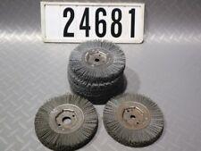 7 Stück Osborn Pro EN1083 Schleifbürste Rundbürste 150x17x13,5mm #24681