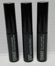 Clinique High Impact Mascara (3 Pack) .14oz ea NEW! Unbox