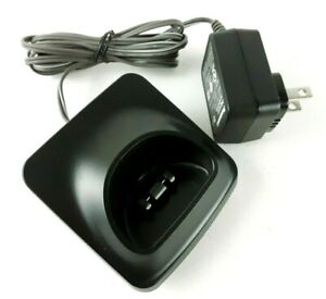 Panasonic PNLV233 PNLC1050 YA Cordless Phone Charging Dock Base w/ Power Supply