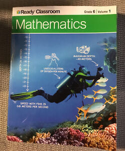 Ready Classroom Mathematics grade 6 vol 1 ..41A