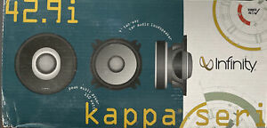 infinity kappa 42.9i speakers