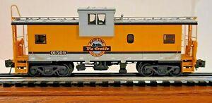 ATLAS Trains #3001259-2 O-Gauge Rio Grande #01509 Extended Vision Caboose (466)