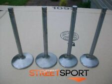 "Harley EVO 1340 cc 84-99 Stainless 1.94"" Intake & Exhaust Valves Set of 4 - NEW!"
