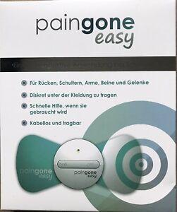 Paingone Easy TENS-Gerät / Elektrostimulationsgerät NEU