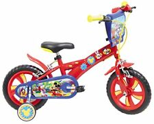 Vélos enfants en acier en tandem