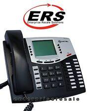 Inter-tel 8662P (550.8662P) IP Phone Black Axxess Mitel Ref
