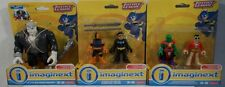 Imaginext Solomon Grundy Nightwing Slade Plastic Man Martian Manhunter FREE SHIP