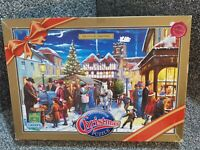 Gibsons The Eve Of Christmas Limited Edition 1000 Piece Jigsaw Puzzle Boxed 2004
