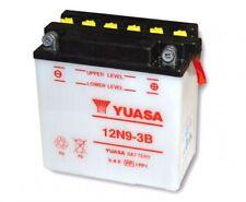 12V 9Ah YUASA Batterie 12N9-3B (135 x 75 x 139 mm) für MZ/MuZ 660
