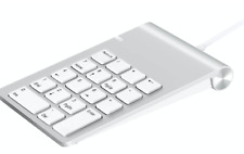 Alcey USB Numeric Keypad with 24 inch USB Cable