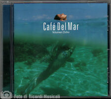 CAFE' DEL MAR VOLUMEN OCHO Volume 8 Cd Perfetto