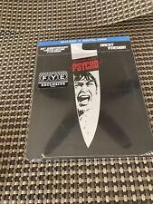Psycho 60th Anniversary Limited Steelbook Uncut Version (blu-ray/digital code)