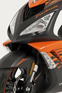 Peugeot Speedfight 3 Darkside Aufkleber/Sticker Satz
