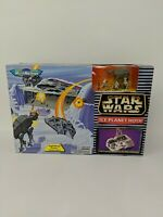 Star Wars Micro Machines Space Ice Planet Hoth Galoob