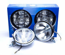 4X4 4WD 8 INCH DRIVING LIGHTS 12V 100W PER LIGHT - UTE CAR wide beam
