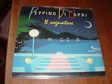 """PEPPINO DI CAPRI SANREMO'87 """"IL SOGNATORE"""" ITALY"""