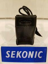 SEKONIC POUCH CASE for LUMIDISC (308, 308 BII, 308S light meters lumidisc pouch)