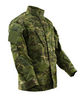 TRU-SPEC 1327 MultiCam Tropic Camo ACU Tactical Response Uniform Men's Shirt