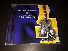Dire Straits Sultans of Swing CD The Very Best of Mark Knopfler British Rock
