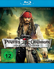 Fluch der Karibik 4 - Fremde Gezeiten (Pirates of the Caribbean) | Blu-ray | 054