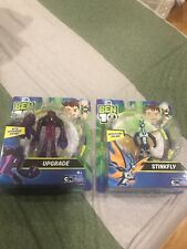 Cartoon Network Ben 10 UPGRADE and STINKFLY Action Figure 2019